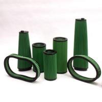 Sportovní filtr Green DODGE VIPER SRT-10 8,3L i V10 (2 filtres) výkon 372kW (506 hp) rok výroby 03-