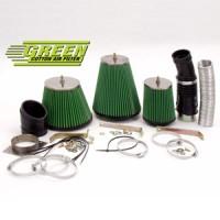 Kit přímého sání Green DODGE VIPER 8,0L i V10 (2 filtres) výkon 282kW (384hp) rok výroby 93-