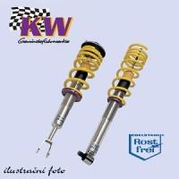 KW nastavitelný podvozek VARIANTA 2 Dodge Viper (SR) SRT-10 - výkon motoru 282kW -- od roku výroby 2003- ( regulace snížení přední nápravy 20-40mm, zadní nápravy 20-40mm )