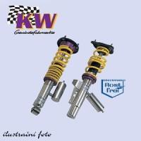 KW nastavitelný podvozek VARIANTA 3 Dodge Viper (SR) SRT-10 - výkon motoru 282kW -- od roku výroby 2003- ( regulace snížení přední nápravy 20-40mm, zadní nápravy 20-40mm )