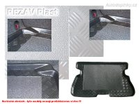 Vana do kufru BEZ protiskluzové vrstvy Dodge Nitro -- od roku výroby 2007-